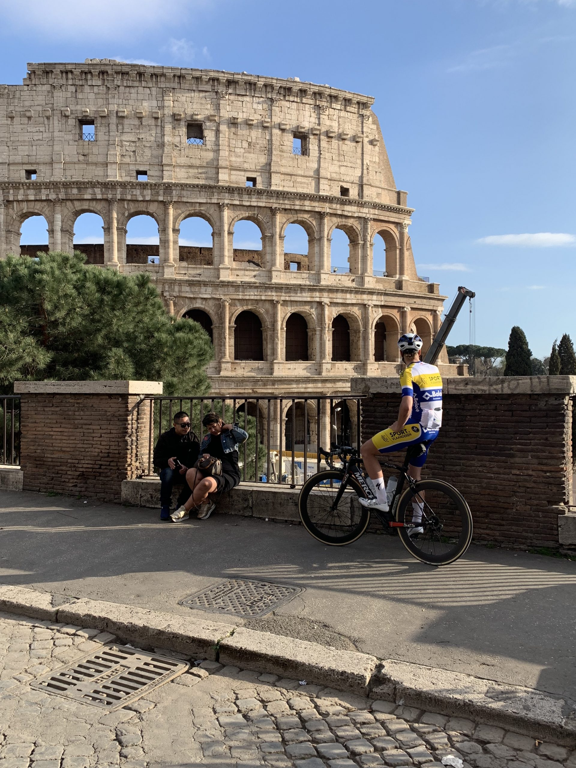 ROME – East to West Tour